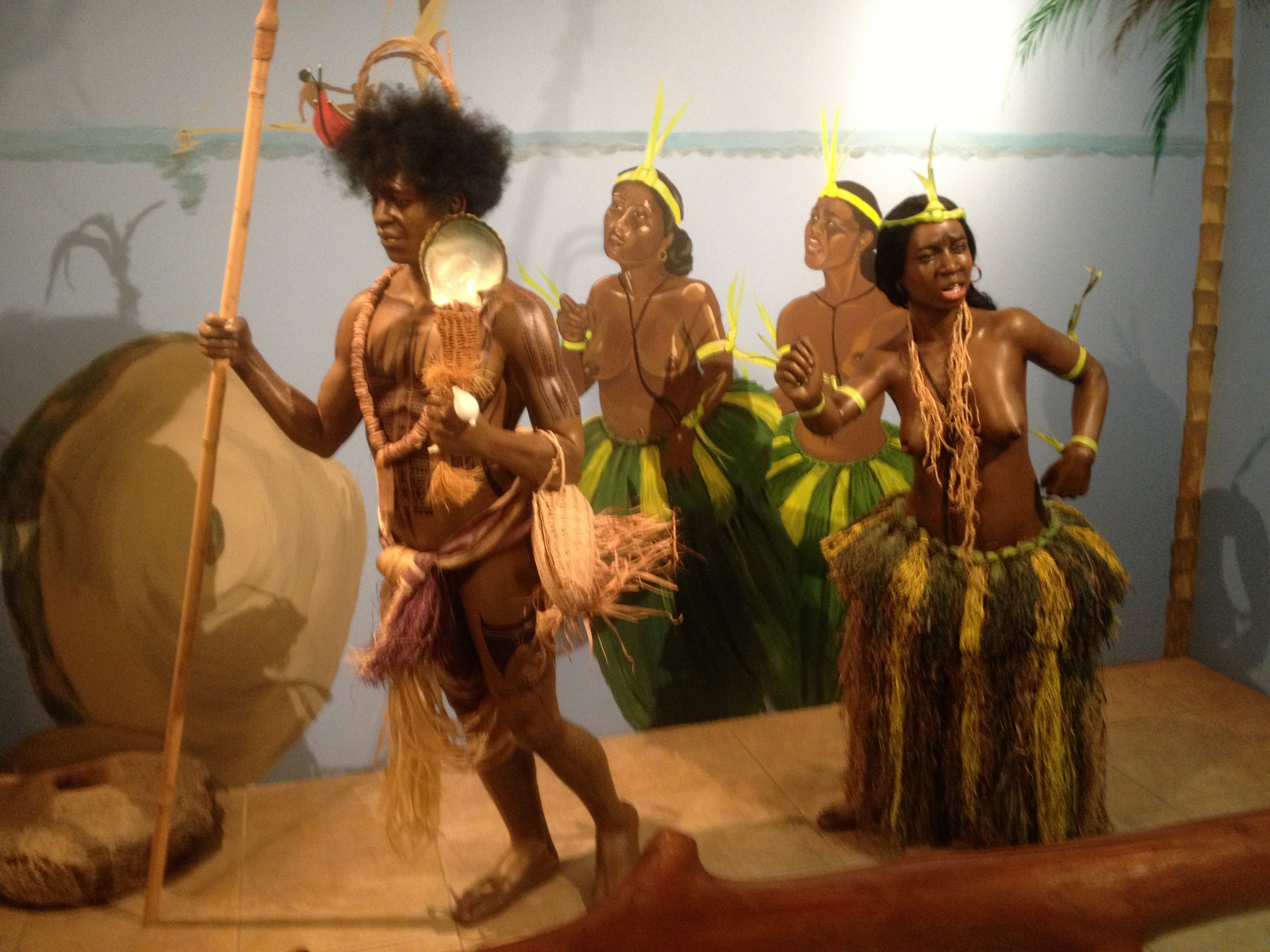 Palau's People: This shows the culture that the people ... |Traditional Clothing Palau